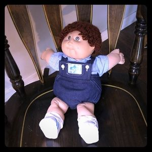Vintage 1984 Cabbage Patch Kid.Excellent condition